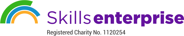 Skills enterprise logo